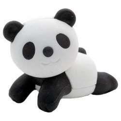 Lying Panda Eraser