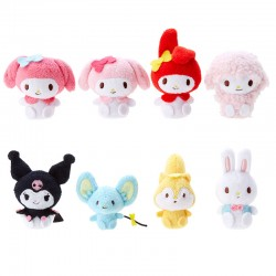 Peluche Mini My Melody Mascot Series