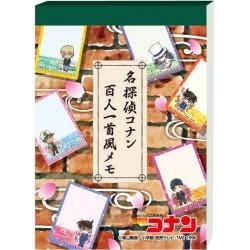 Mini Bloc Notas Detective Conan