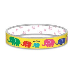 Elephants Deco Tape
