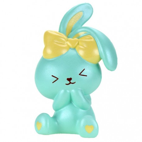 Squishy Sweet Bunny Pearlized