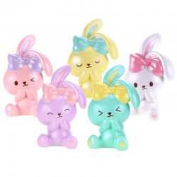 Sweet Bunny Pearlized Squishy