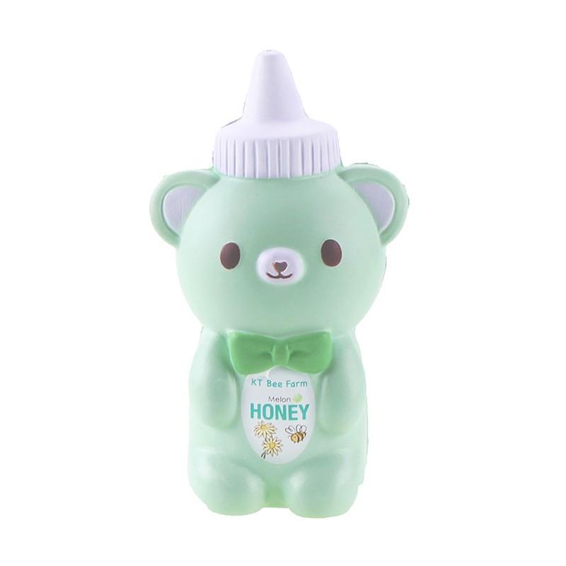 Squishy Bottles : Kumatan Honey Bottle Squishy - Kawaii Panda - Making Life Cuter