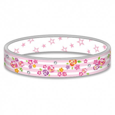 Deco Tape Sweet Rose