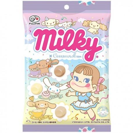 Peko-Chan & Cinnamoroll Milky Candy