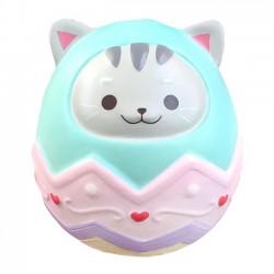Luna Kitty Easter Egg Squishy