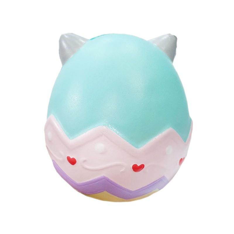 Luna Kitty Easter Egg Squishy - Kawaii Panda - Making Life Cuter