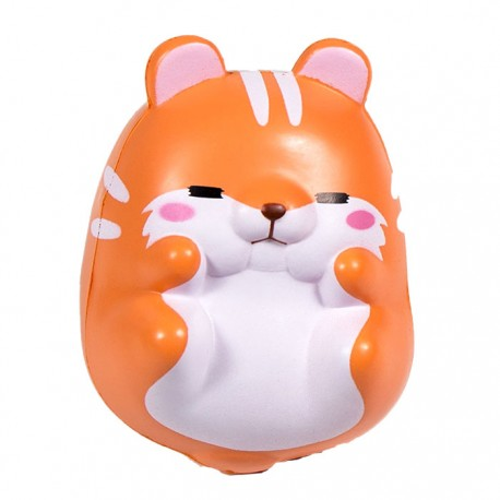 Pom Pom Hamster Squishy