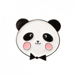 Panda Bear Enamel Pin