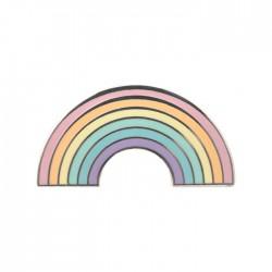 Pastel Rainbow Enamel Pin