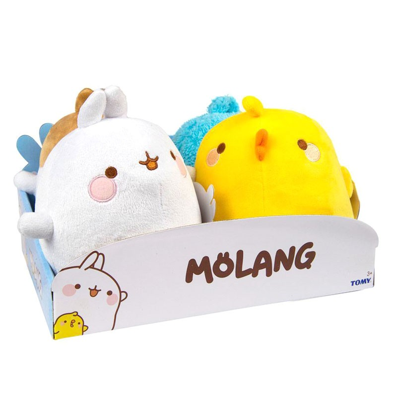 Molang Piu Piu Plush Kawaii Panda Making Life Cuter