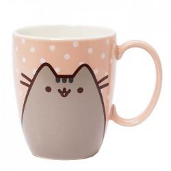 Pusheen Polka Dot Mug