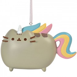 Pusheenicorn Ornament