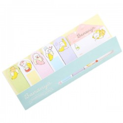 Bananya Index Sticky Notes