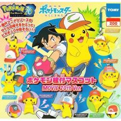 Pendente Pokémon Movie 20 Gashapon