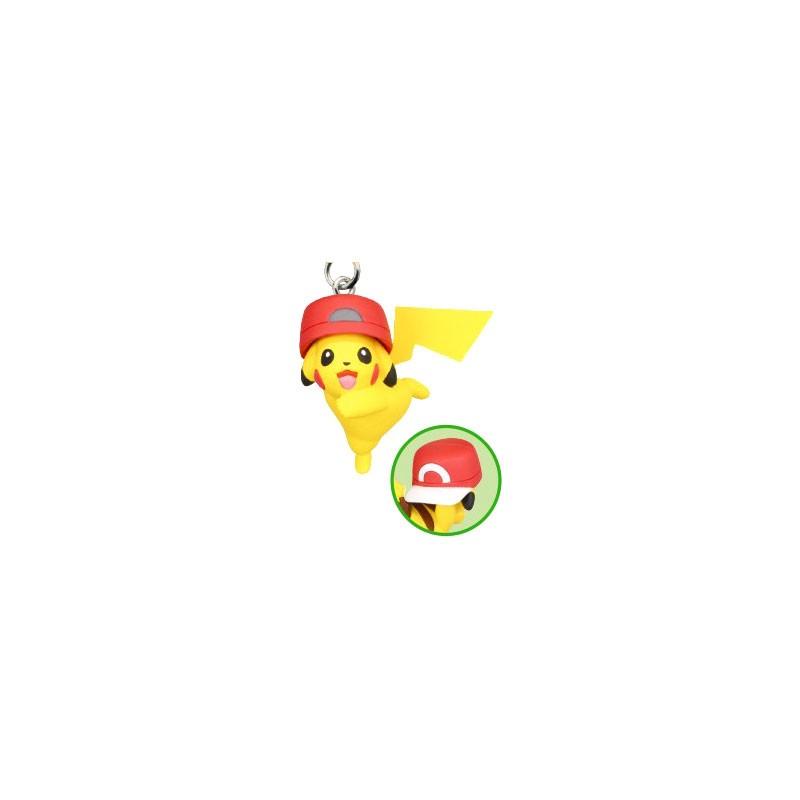 Squishy Pokemon Gashapon : Pokemon Movie 20 Charm Gashapon - Kawaii Panda - Making Life Cuter