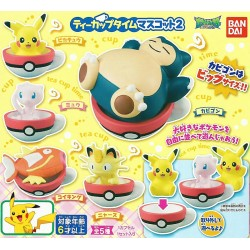 Mini Figura Pokémon Teacup Time 2 Gashapon