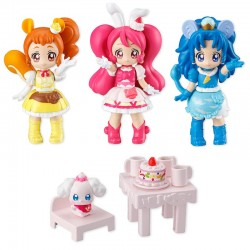 KiraKira PreCure La Mode Mini Figure