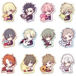 Tsukiuta The Animation Clear Clip Badge