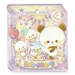 Moji Panda Magic Recipe Stickers Sack