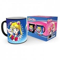 Taza Mágica Sailor Moon Moonstick