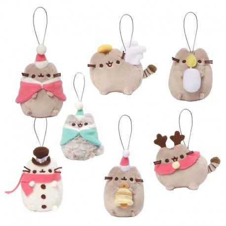 Pusheen Holiday Cheer Ornament Series 5