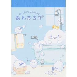 Mini Bloco Notas Awa Bath Bubbles