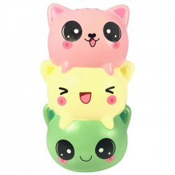 Squishy Kitty Cats Dango