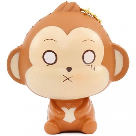 Baby Cheeki Monkey Squishy