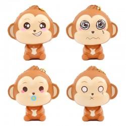 Squishy Baby Cheeki Monkey