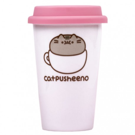Pusheen Catpusheeno Travel Mug