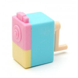 Sharpener Eraser