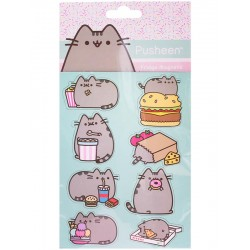 Pusheen Fridge Magnets Set