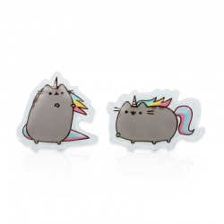 Set Aquece Mãos Pusheenicorn