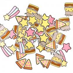 Set Confetis Pusheen