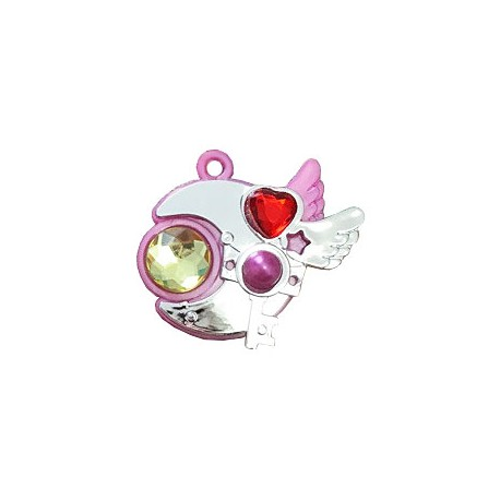 Pendente Magical Prier Gashapon