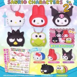 Sanrio Characters Tsum Tsum 2 Charm Gashapon