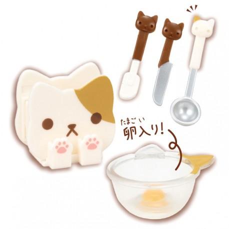Miniaturas Nyanko Kitchen Kaden Gashapon