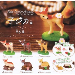 Petit Interior Fawn Mini Figure Gashapon
