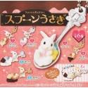 Spoon Rabbit Miniatures Gashapon