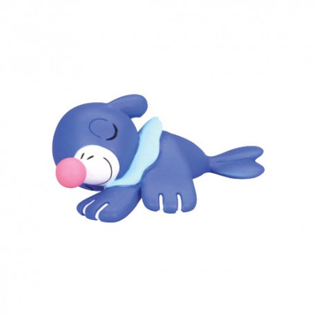 Pokémon Oyasumi Friends Mini Figure Gashapon