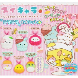 Sweets Chara Mode Charm Gashapon
