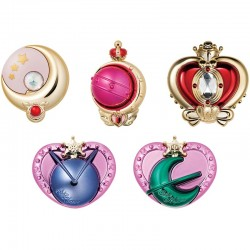 Caixa Sailor Moon Henshin Gashapon