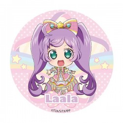 PriPara Prism Paradise Laala Button Badge
