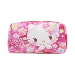 Hello Kitty Floral Dreams Cosmetic Pouch