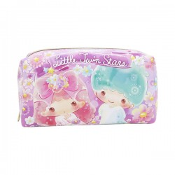 Little Twin Stars Floral Dreams Cosmetic Pouch