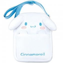 Cinnamoroll Plush Pochette Bag