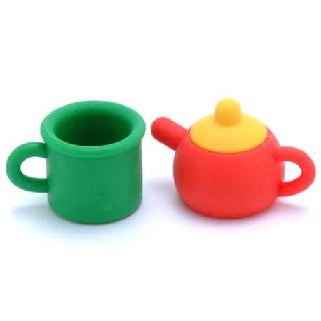 Teapot Erasers