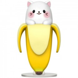 Bananya Cat Figure