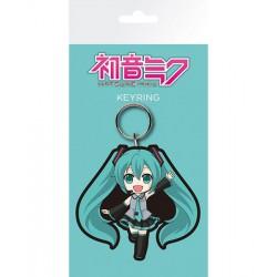 Hatsune Miku Keychain
